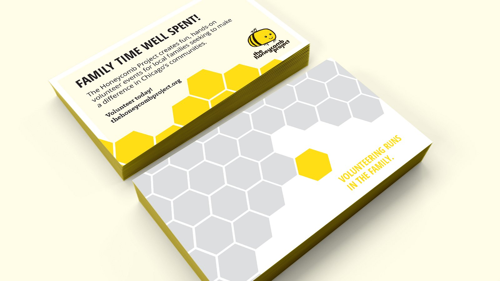 The Honeycomb Project - Business Cards